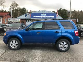Used 2012 Ford Escape XLT *DEAL PENDING* for sale in Flesherton, ON