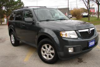 Used 2009 Mazda Tribute GS V6 for sale in Mississauga, ON