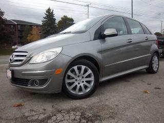 Used 2007 Mercedes-Benz B200 Turbo for sale in Whitby, ON