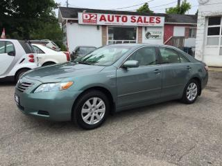 Used 2007 Toyota Camry Super Gas Saver/Hybrid/Automatic/Certified for sale in Scarborough, ON