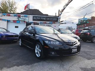Used 2008 Mazda MAZDA6 GT SUPER CLEAN ((CERTIFIED)) for sale in Hamilton, ON