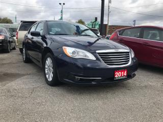 Used 2014 Chrysler 200 Touring | SAT RADIO | HEATED SEATS for sale in London, ON