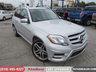 Used 2014 Mercedes-Benz GLK-Class GLK250 BlueTec | AWD | NAV | LEATHER for sale in London, ON