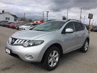 Used 2009 Nissan MURANO S * AWD * LOW KM for sale in London, ON
