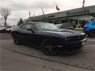 Used 2016 Dodge Challenger R/T for sale in Cornwall, ON