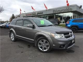 Used 2013 Dodge Journey R/T for sale in Cornwall, ON