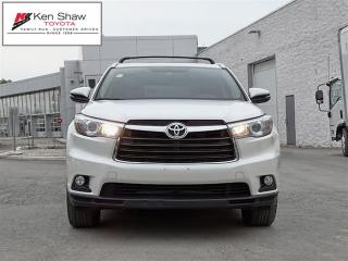 Used 2015 Toyota Highlander LIMITED  for sale in Toronto, ON