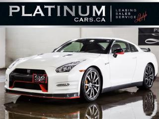 Used 2015 Nissan GT-R PREMIUM, 545H AWD, N for sale in North York, ON