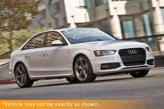 Used 2011 Audi A4 2.0T Premium AWD S Line*Sunroo for sale in Winnipeg, MB