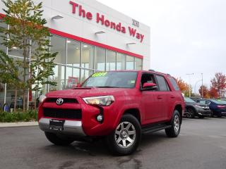 Used 2016 Toyota 4Runner BASE for sale in Abbotsford, BC
