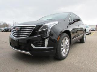 Used 2017 Cadillac XT5 Platinum AWD for sale in Arnprior, ON