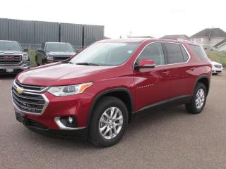 Used 2018 Chevrolet Traverse LT Cloth for sale in Arnprior, ON