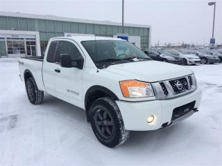 Used 2013 Nissan Titan - for sale in Calgary, AB