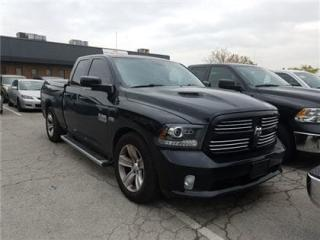 Used 2013 Dodge Ram 1500 Sport NAVIGATION, AIR RIDE SUSPENSION !!!! for sale in Concord, ON