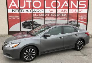 Used 2016 Nissan Altima 2.5 SV SV-ALL CREDIT ACCEPTED for sale in Scarborough, ON