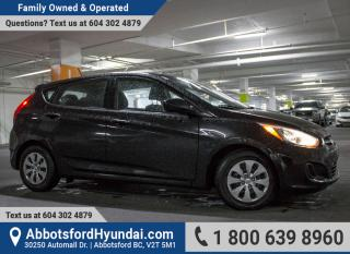 Used 2017 Hyundai Accent GL GREAT CONDITION for sale in Abbotsford, BC