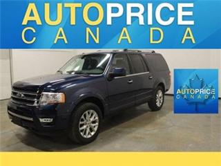 Used 2017 Ford Expedition Limited 7PASS NAVIGATION LEATHER for sale in Mississauga, ON