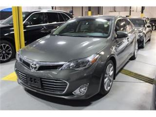 Used 2013 Toyota Avalon Limited NAVI MOONROOF LEATHER for sale in Mississauga, ON