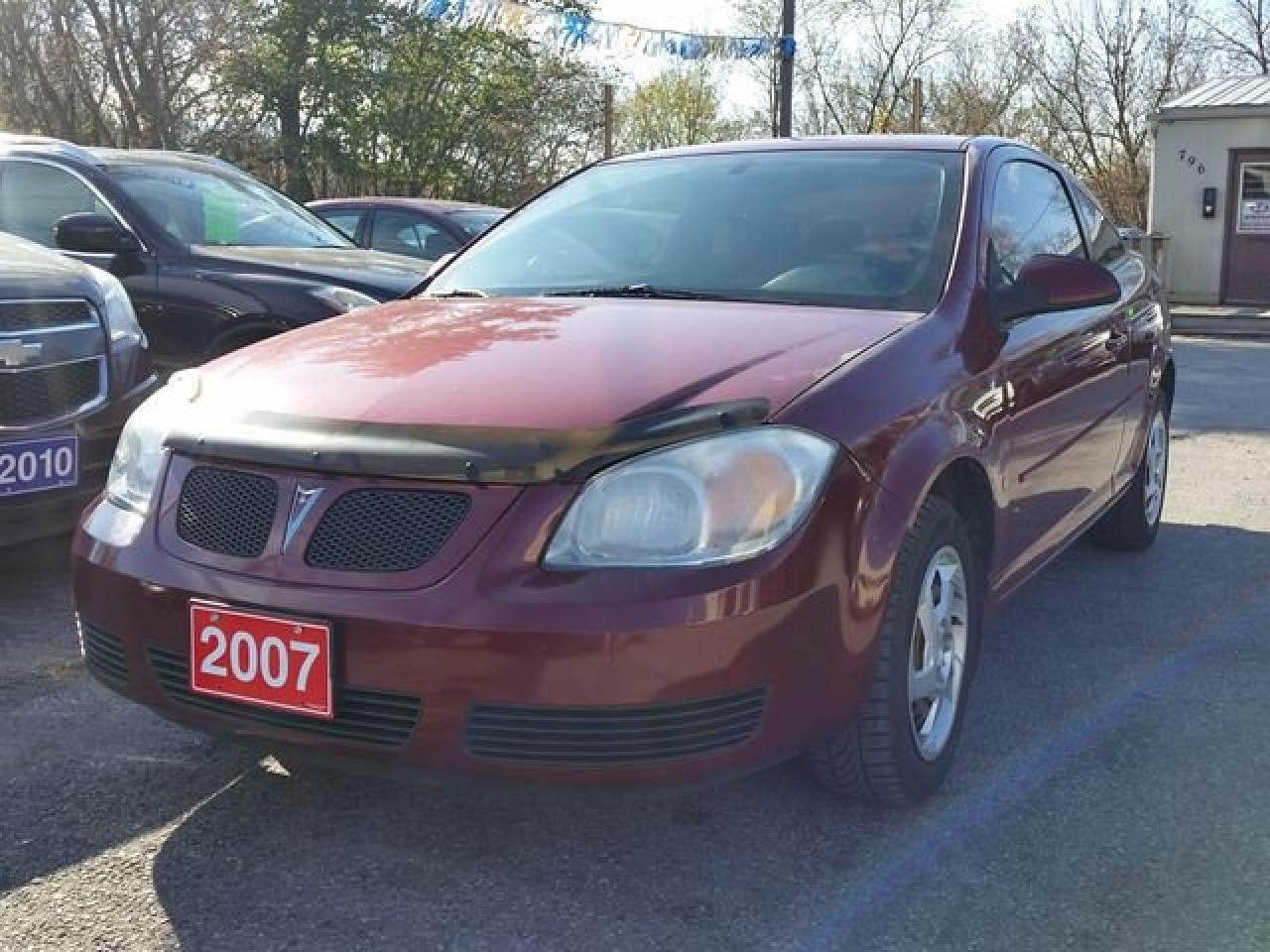 Photo of Red 2007 Pontiac G5