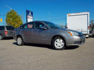 Used 2008 Ford Focus SE for sale in Brampton, ON
