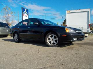 Used 2005 Chevrolet Epica LT for sale in Brampton, ON