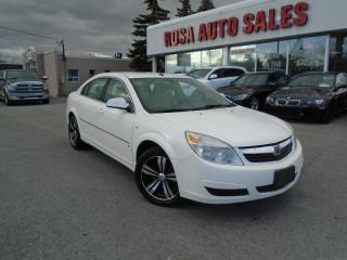 Used 2007 Saturn Aura XE AUXILIARY  LEATHER HEATED SEATS for sale in Oakville, ON