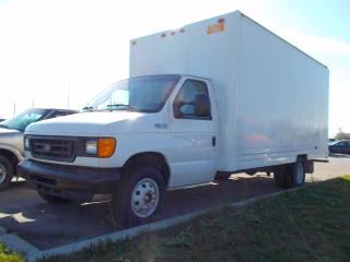 Used 2005 Ford E350 E350 SUPER DUTY CUTAWAY VAN for sale in Brampton, ON