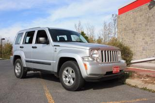 Used 2012 Jeep Liberty Sport for sale in Cornwall, ON
