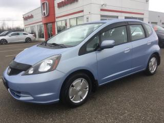 Used 2010 Honda Fit LX for sale in Smiths Falls, ON