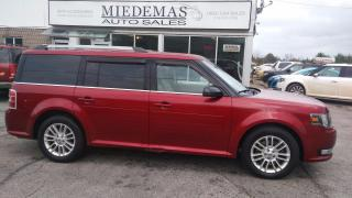 Used 2013 Ford Flex SEL for sale in Mono, ON