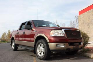 Used 2004 Ford F-150 Lariat for sale in Cornwall, ON