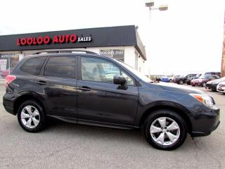 Used 2014 Subaru Forester 2.5i AWD AUTOMATIC BLUETOOTH CERTIFIED 2YR WARRAN for sale in Milton, ON