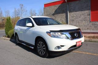 Used 2015 Nissan Pathfinder S for sale in Cornwall, ON