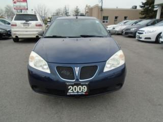 Used 2009 Pontiac G6 SE AUX PL PM PW  NEW BRAKES LOCAL ON SAFETY E T for sale in Oakville, ON