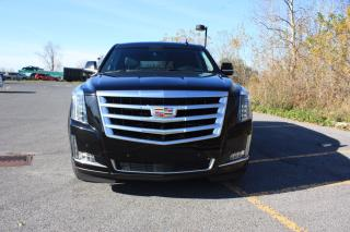Used 2017 Cadillac Escalade for sale in Cornwall, ON