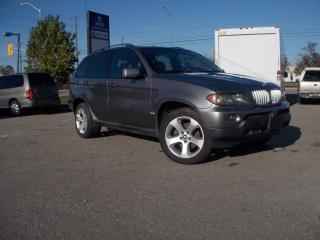 Used 2005 BMW X5 4.4i for sale in Brampton, ON