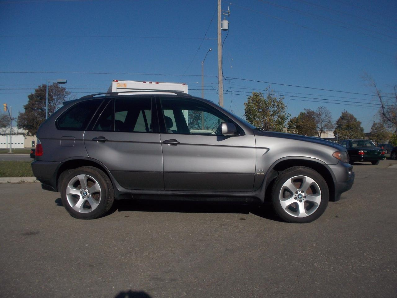used 2005 bmw x5 for sale in brampton ontario. Black Bedroom Furniture Sets. Home Design Ideas