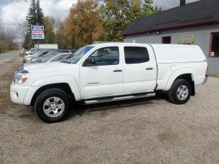 Used 2011 Toyota Tacoma for sale in London, ON