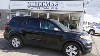 Used 2012 Ford Explorer Base for sale in Mono, ON