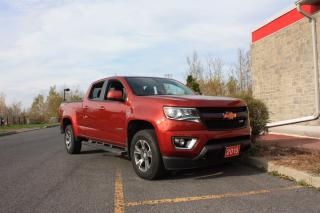 Used 2015 Chevrolet Colorado 4WD Z71 for sale in Cornwall, ON