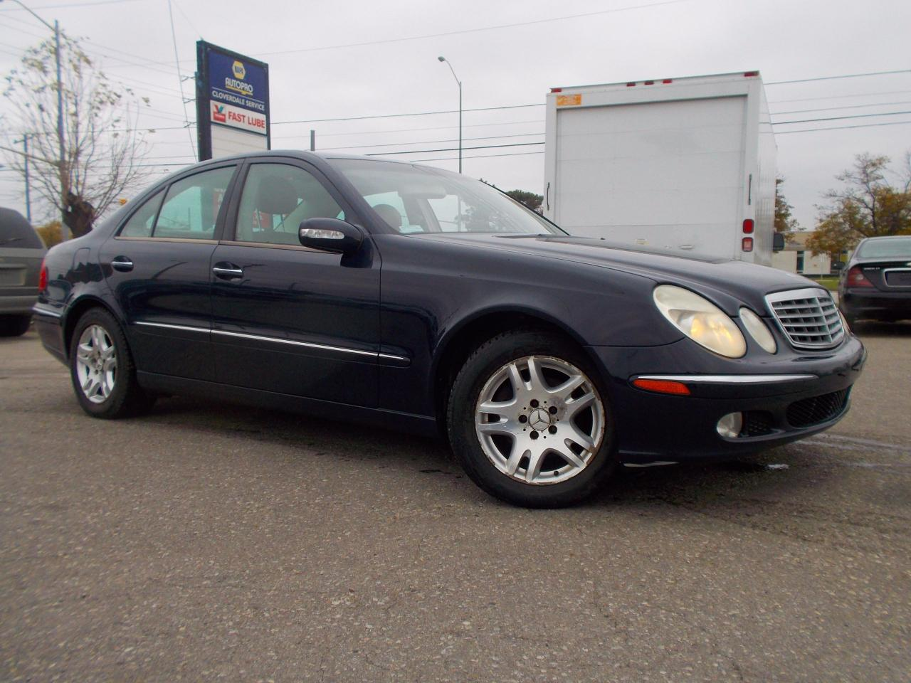 All Types 2003 benz e320 : 2003 Mercedes-Benz E320 | Cloverdale Auto Sales & Service