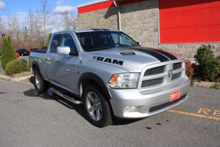 Used 2011 Dodge Ram 1500 Sport for sale in Cornwall, ON