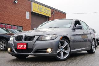 Used 2010 BMW 3 Series 335i xDrive,Navi,Leather,Sunroof for sale in North York, ON