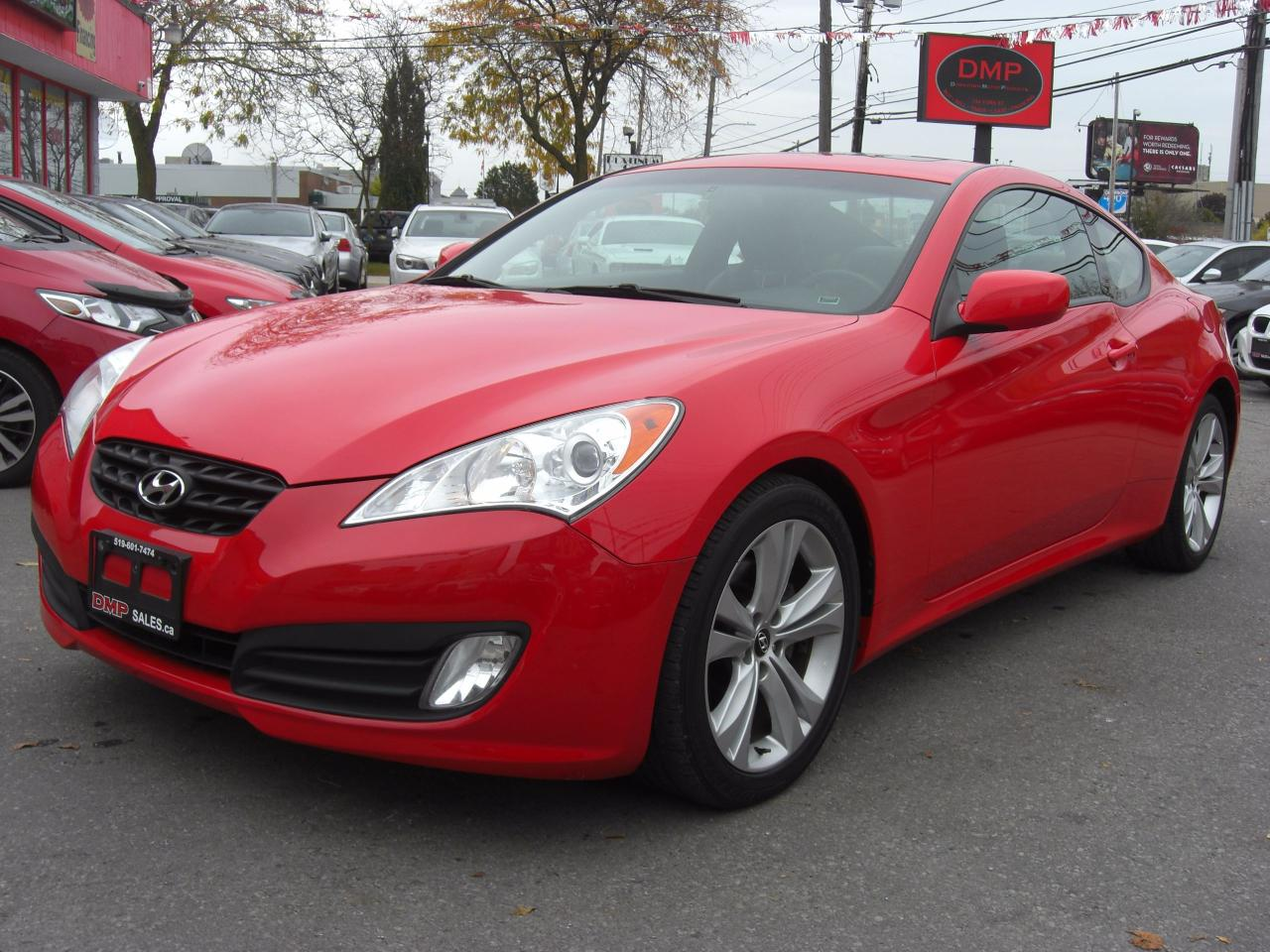 Used 2011 Hyundai Genesis Coupe Premium For Sale In London