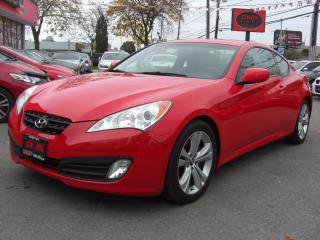 Used 2011 Hyundai Genesis Coupe Premium for sale in London, ON