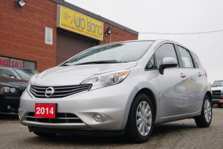 Used 2014 Nissan Versa Note SV,Low KMs,Bluetooth for sale in North York, ON