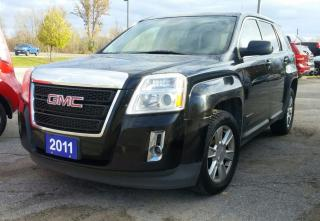 Used 2011 GMC Terrain AWD for sale in Orillia, ON