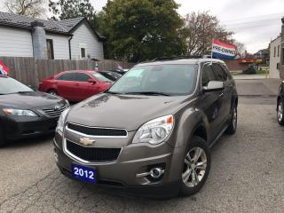 Used 2012 Chevrolet Equinox 1LT for sale in Cambridge, ON