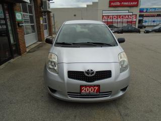 Used 2007 Toyota Yaris CE (No HST on Sales until January 31, 2018) for sale in Scarborough, ON