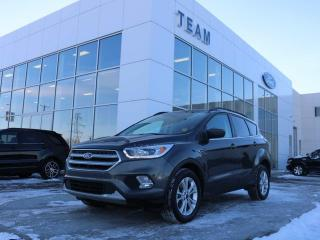 Used 2017 Ford Escape SE, ACCIDENT FREE, 201A, SYNC3, NAV, TWIN PANEL MOONROOF, HEATED FRONT SEATS, TONNEAU COVER, CLTH, 4WD for sale in Edmonton, AB